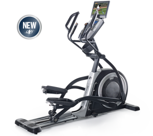 Elliptical Reviews 2021 - NordicTrack Front Drive Model with iFit