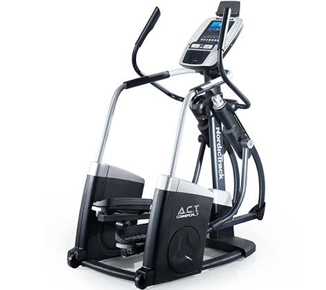 NordicTrack A.C.T. Commercial 7 Elliptical