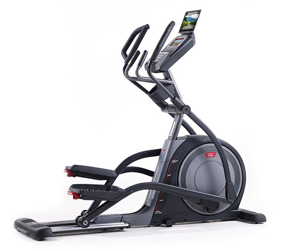 The ProForm Pro 12.0 NE Elliptical Trainer Has Tons Of