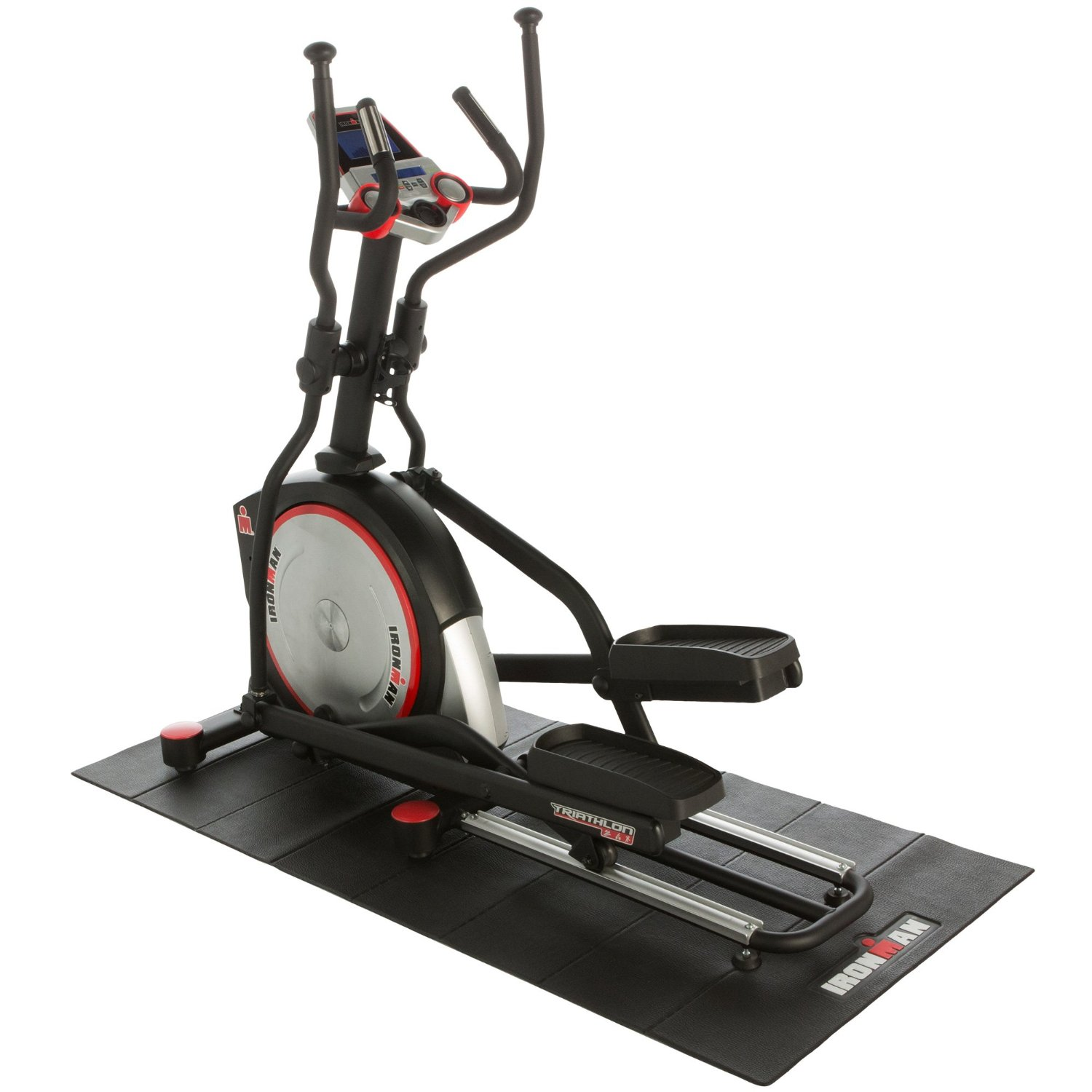 An Ironman Elliptical Is Built For Endurance And