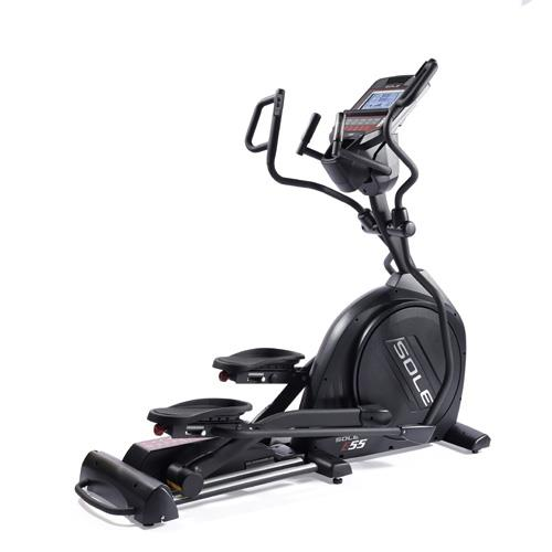 Horizon Elliptical Trainer Review: The Sole E55 Elliptical Trainer Combines The Best Features