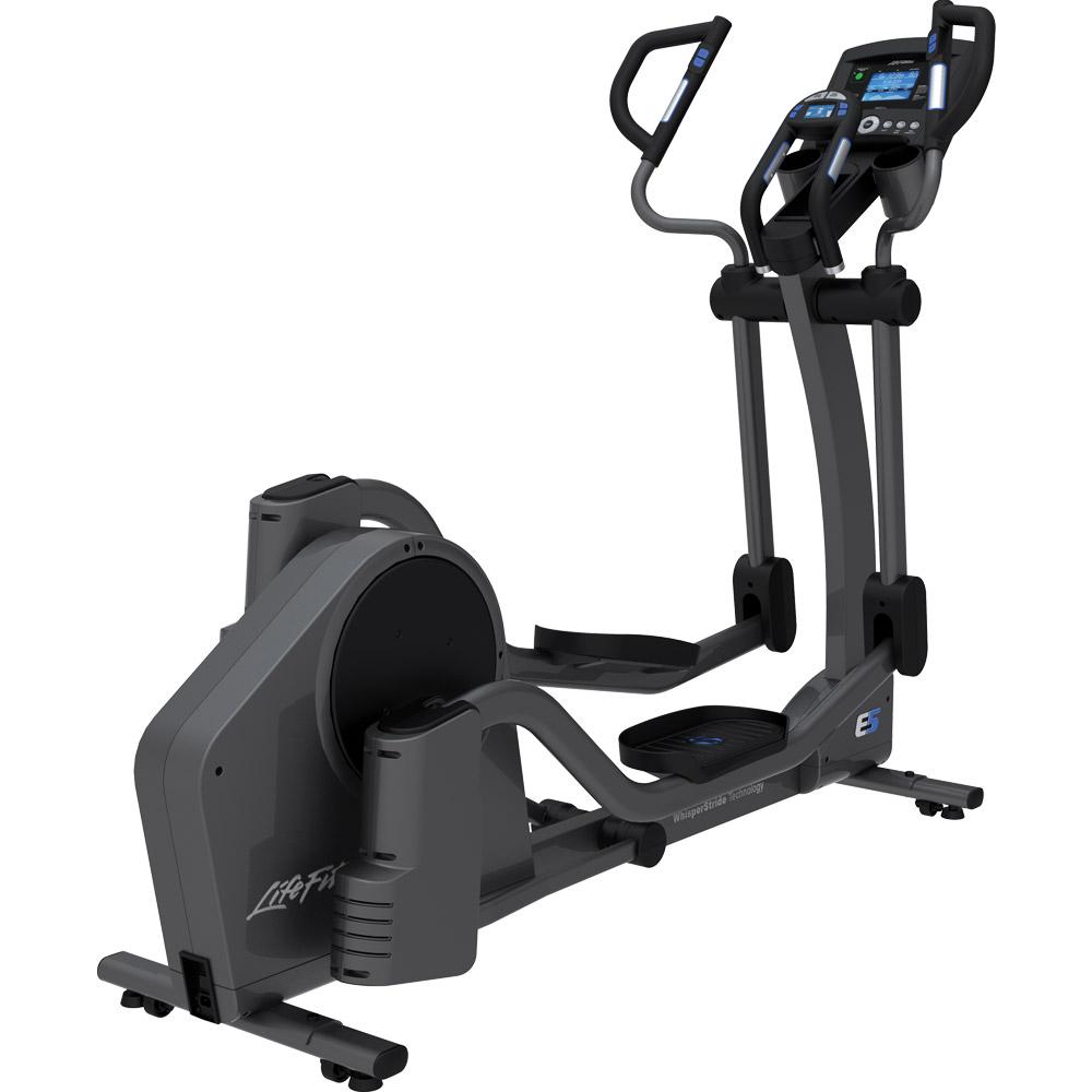 Life Fitness E5 Elliptical