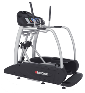 Landice E7 elliptical trainer