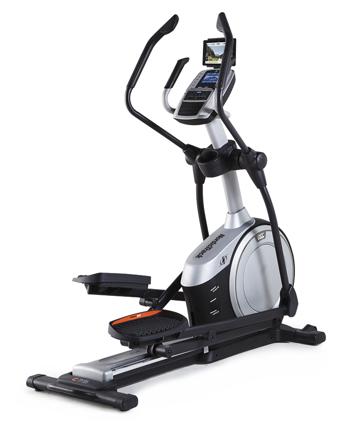 New NordicTrack C 7.5 Elliptical Is A Great Value With