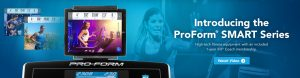 ProForm Smart Series Ellipticals