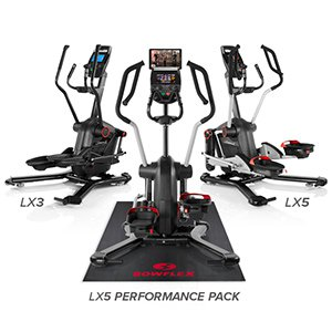 Bowflex LateralX - X3, X5, 5 Performance Pack