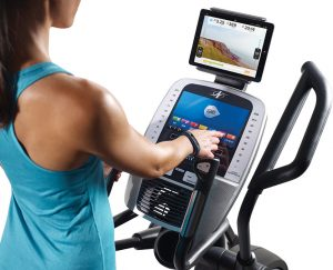 2019 Ellipticals - Touch Screen Displays